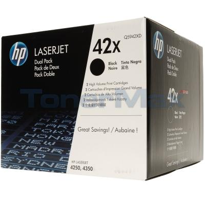 HP LASERJET 4250 PRINT CTG BLACK